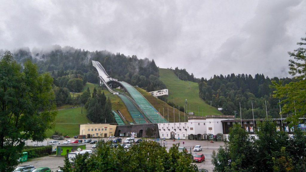 Große Olympiaschanze – skocznia narciarska w Garmisch-Partenkirchen